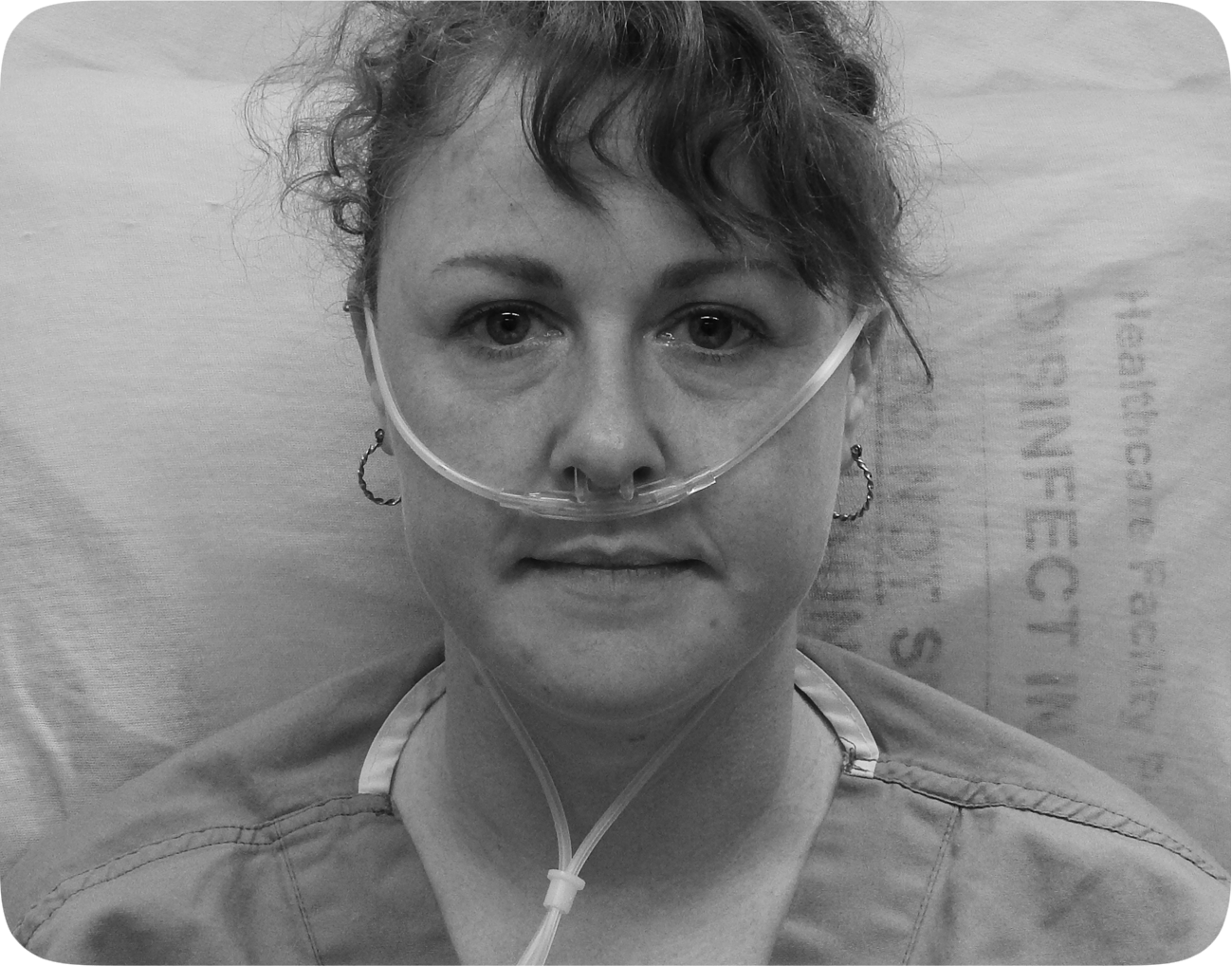 Patient treated for low oxygen